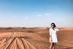 Dubai edition: making time for yourself